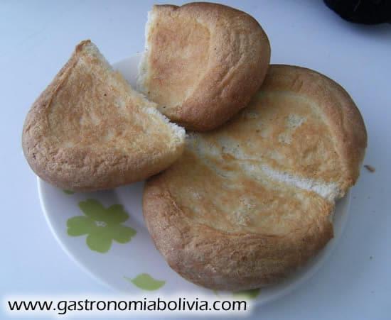 Como hacer Pan Caucas