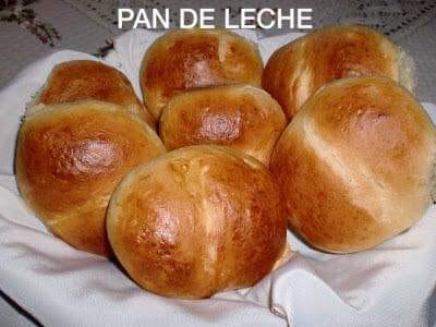 Como hacer Pan de Leche