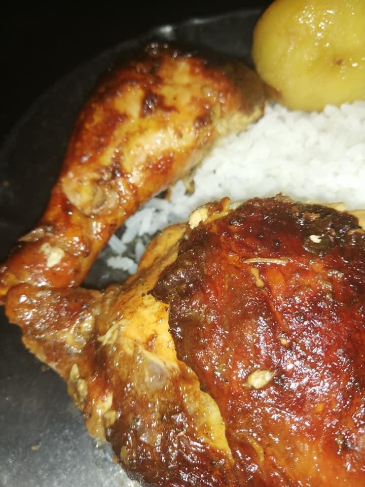Como hacer Pollo a la Naranja
