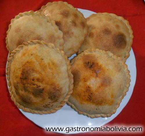 Como hacer Empanadas de Pucacapas