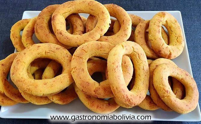 Como hacer Roscas de Maiz